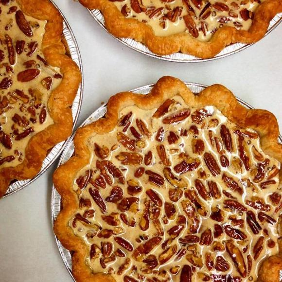 Coffee-Toffee Pecan Pie Recipes — Dishmaps