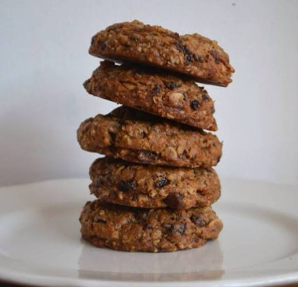 Ovenly's Cookies with Oats, Currants, Apricots and Spices - Photo Courtesy of Ovenly (NYC)