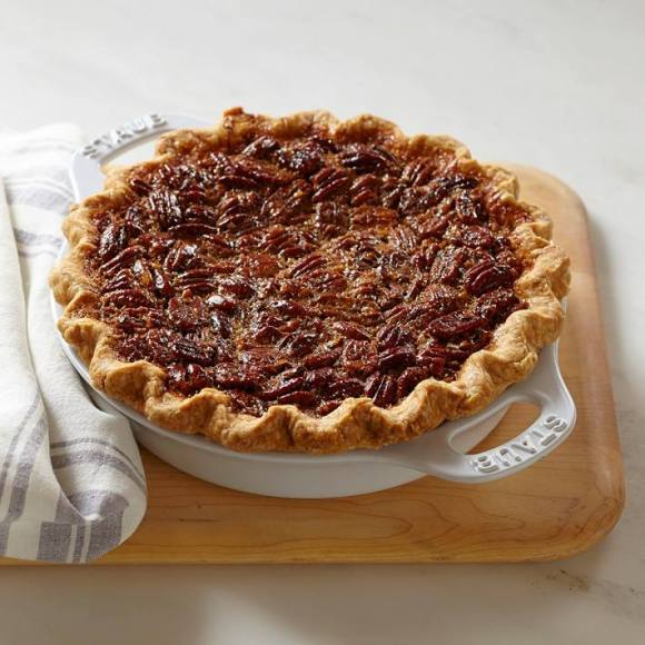 Pecan Pie from Sweetie-licious Bakery Café (Michigan) - Photo Courtesy of Williams-Sonoma's web site