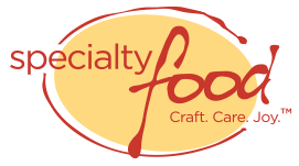 Logo of the Specialty Food Association - Image Courtesy of the Specialty Food Association (NYC)
