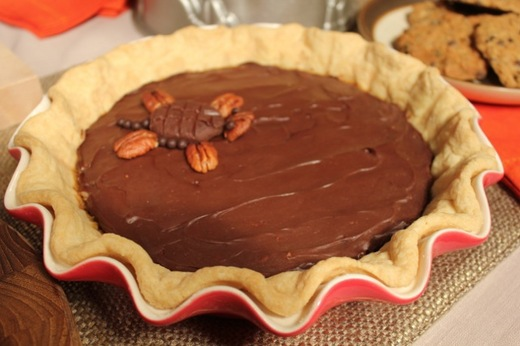 Rose's Mud Turtle Pie - Photo Courtesy of Ben Fink and the Real Baking with Rose Web Site