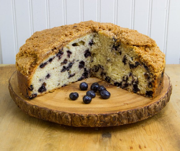Buttercup Bake Shop's Blueberry Coffee Cake - Photo Courtesy of Buttercup Bake Shop (NY)