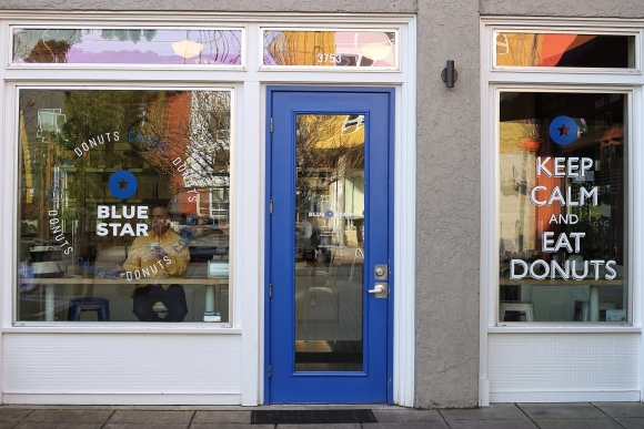 A Blue Star Donuts location - Photo Courtesy of Blue Star Donuts (Portland, OR)