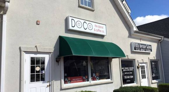 A DoCo  Store - Photo Courtesy of DoCo - Donut & Coffee Company (NJ)