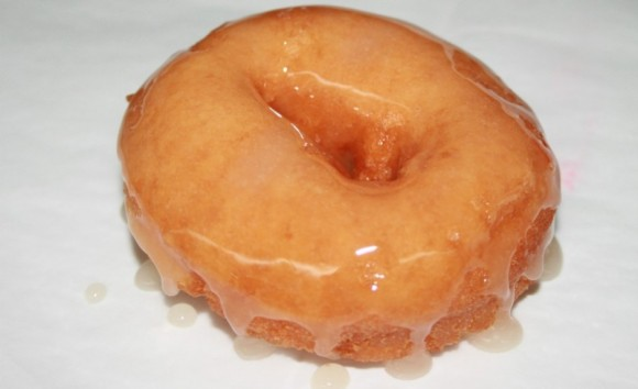 DoCo's Honey Glazed Donut - Photo Courtesy of DoCo - Donut & Coffee Company (NJ)