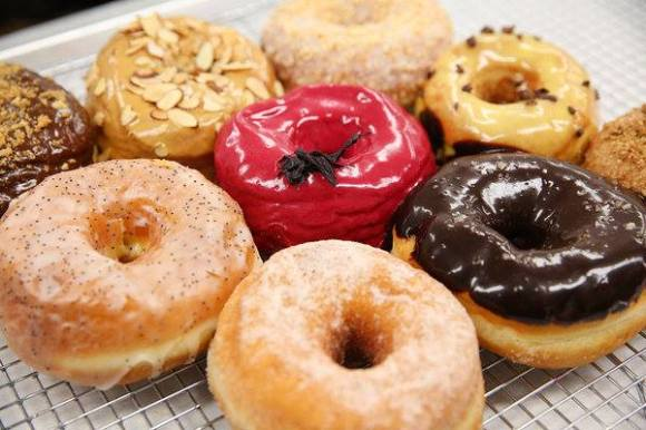 Dough's Doughnuts - Photo Courtesy of Dough (NYC)