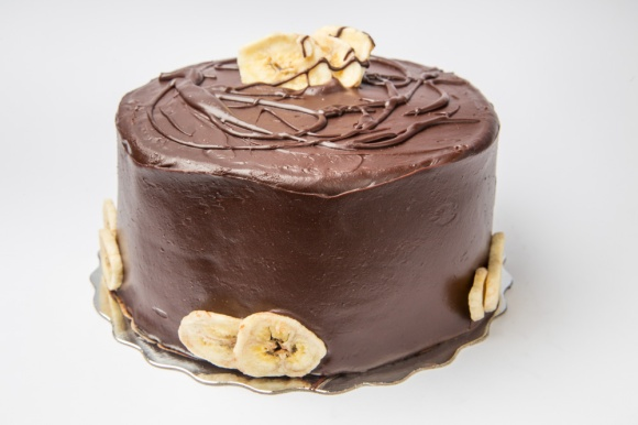 Phipps Bakery Cafe's Chocolate Banana Cake - Photo Courtesy of Phipps Bakery Cafe (Toronto)