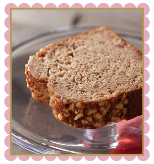 Starbucks' Banana Nut Bread - Photo Courtesy of Starbucks