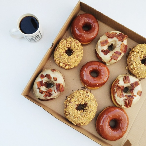 A box of Union Square Donuts - Photo Courtesy of Union Square Donuts (Somerville, MA)