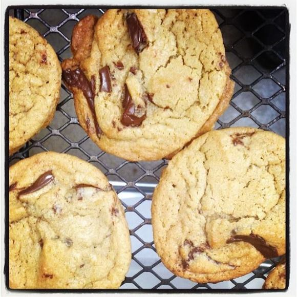 Chocolate Chip Cookies - Photo Courtesy of HotChocolate Restaurant and Dessert Bar (Chicago)
