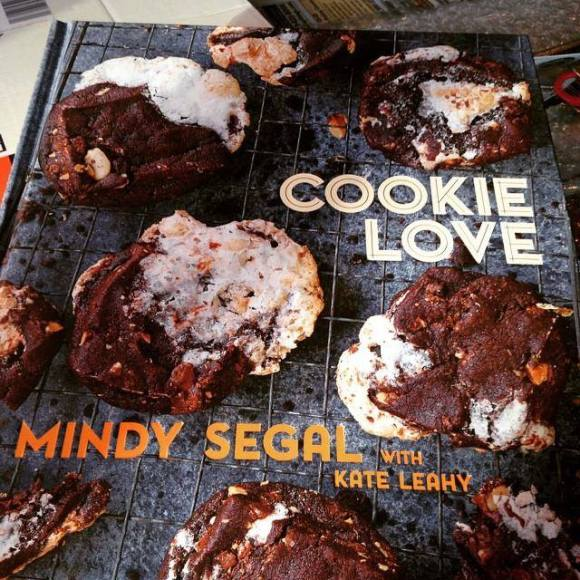 The Cookie Love Cookbook - Photo Courtesy of HotChocolate Restaurant & Dessert Bar (Chicago)