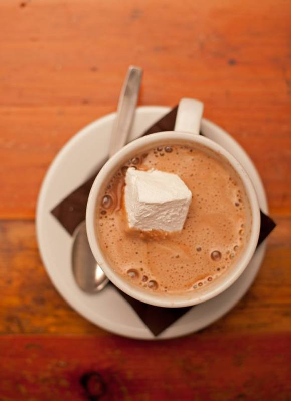 Hot Chocolate - Photo Courtesy of HotChocolate Restaurant & Dessert Bar (Chicago)