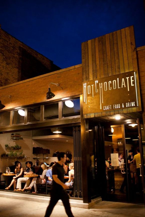 HotChocolate Restaurant and Dessert Bar - Photo Courtesy of HotChocolate Restaurant and Dessert Bar (Chicago)