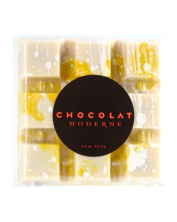 Chocolat Moderne's Lemon Up Bar - Photo Courtesy of Chocolat Moderne (NYC)
