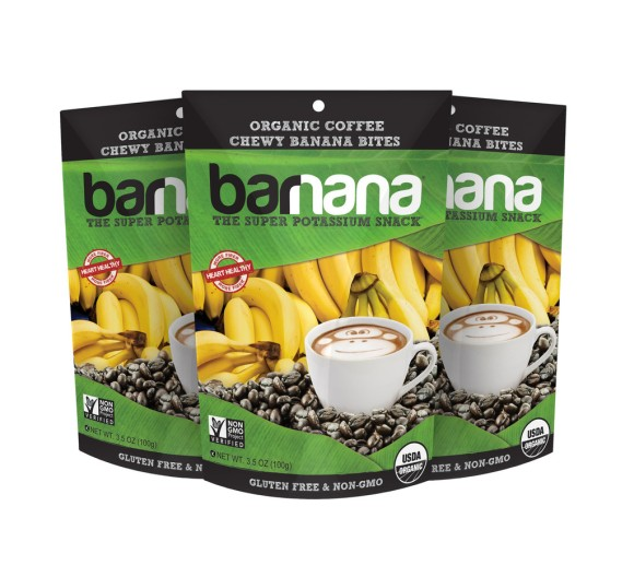 Organic Coffee Barnanas - Photo Courtesy of Barnana (Santa Monica, CA)
