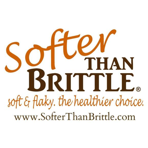 Softer than Brittle logo - Image Courtesy of the Softer than Brittle company