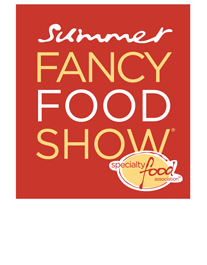 Summer Fancy Food Show logo - image courtesy of the Specialty Food Association (NYC)