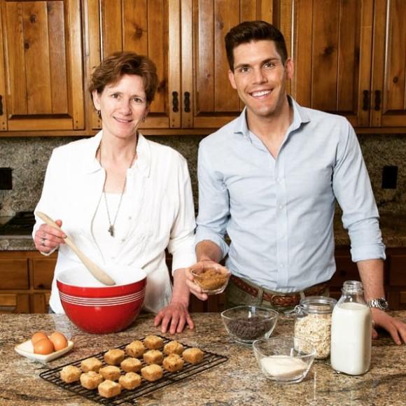 Ellen Redmond and Casey Webber - Photo Courtesy of E&C's Snacks (Eden Prairie, MN)