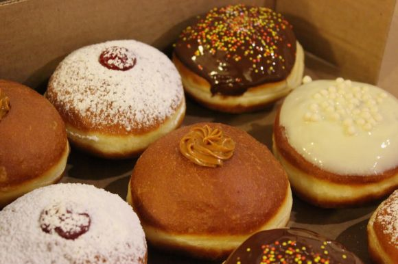Donuts from Breads Bakery - Photo Courtesy of Breads Bakery (NYC)