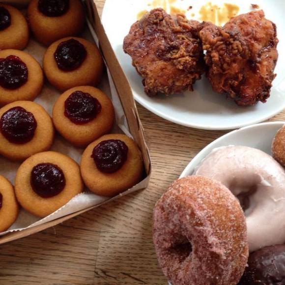 Federal Donuts' Mini Jelly Donuts - Photo Courtesy of Federal Donuts (Philadelphia, PA)