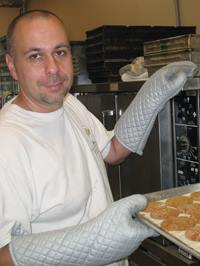 Frank Spartico, owner of Frank's Foods - Photo Courtesy of Frank Spartico (Ottawa)