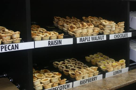 An array of Butter Tarts from Frank's Foods - Photo Courtesy of Frank's Foods (Ottawa)