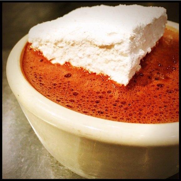 City Bakery_Salted caramel hot chocolate