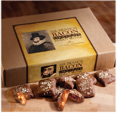 Chocolate Peanut Brittle from Sir Francis Bacon - Photo Courtesy of Sir Francis Bacon (Atlanta, GA)